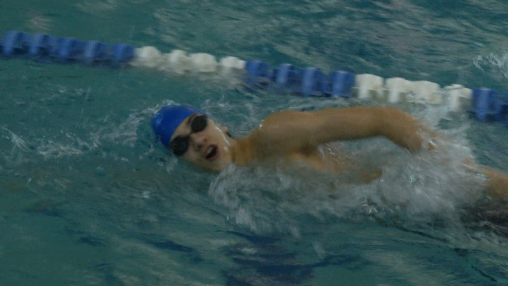 STJ Swimmers Head To Regionals