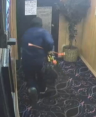 Victoria Crime stoppers request info on burglary of Ben Wilson business