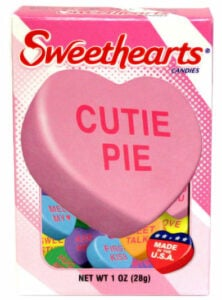 Sweethearts candies won't be on shelves this Valentine's