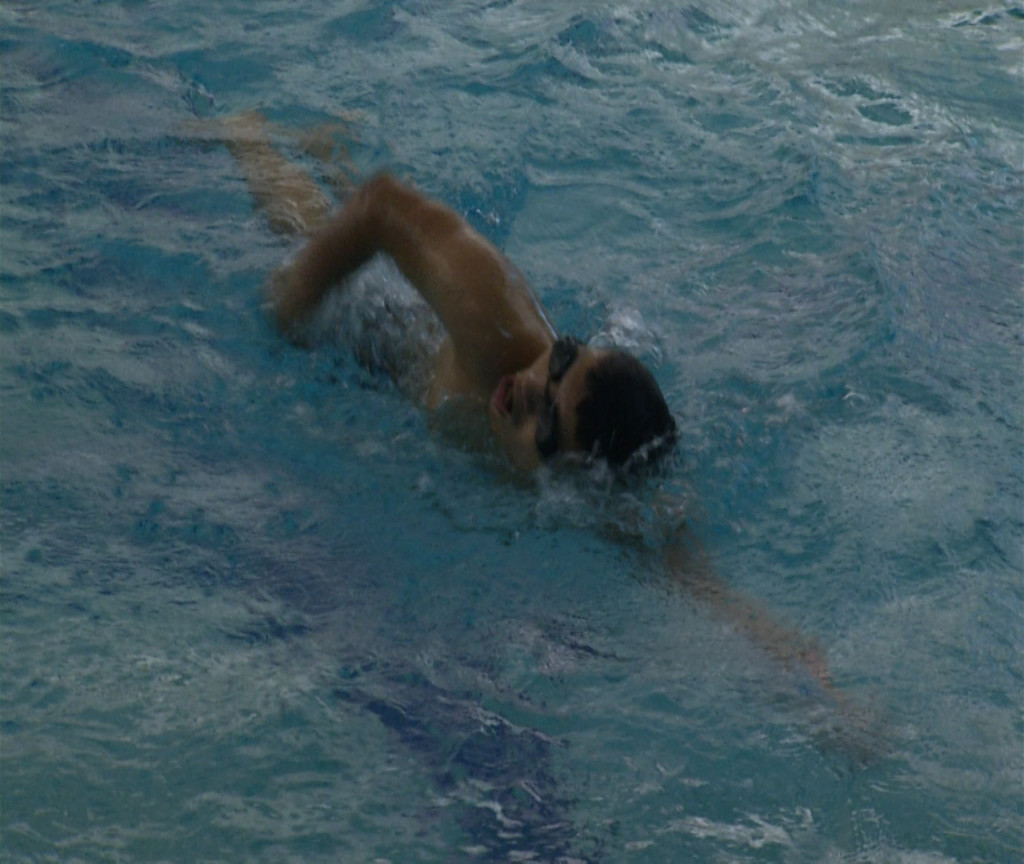 VISD Swimmers Compete At Regionals