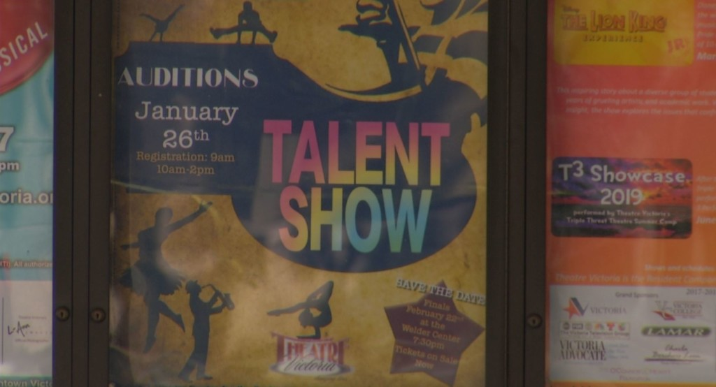 Theatre Victoria invite kids, teens to audition for annual talent show