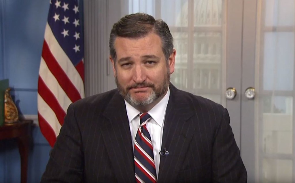 Sen. Cruz: We march for the unborn of our generation