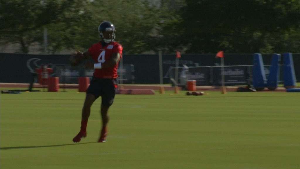 Texans TraIning Camp Report 7-29