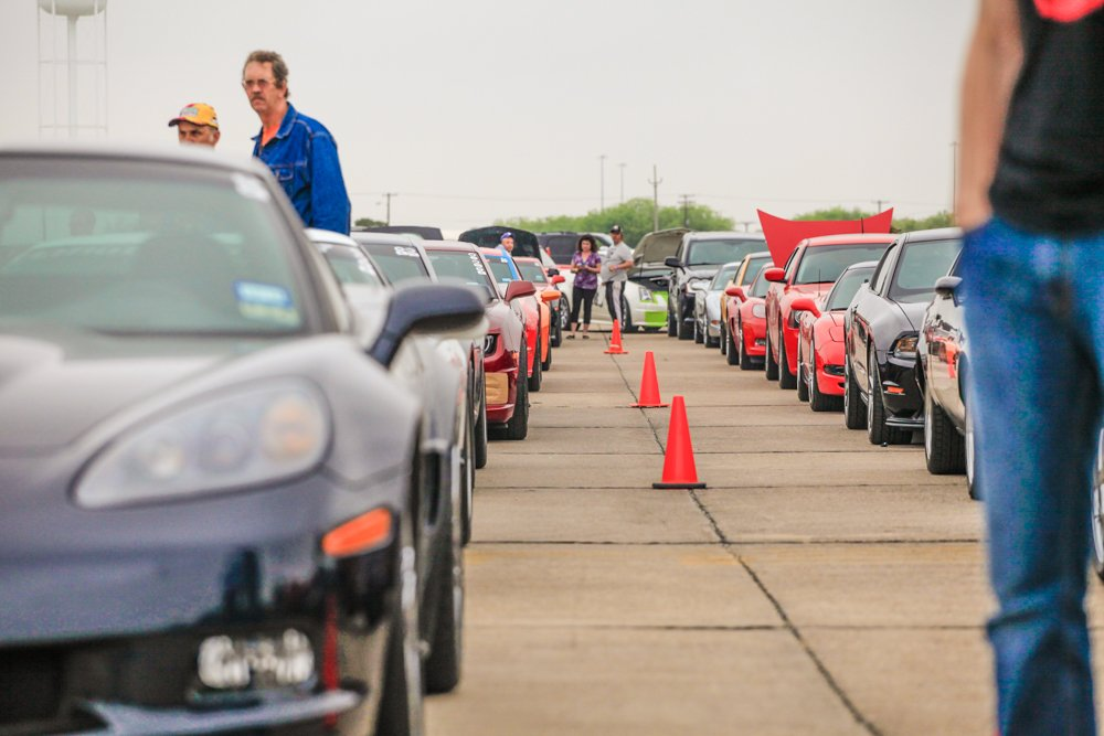 Drivers and spectators gear up for The Texas Mile!