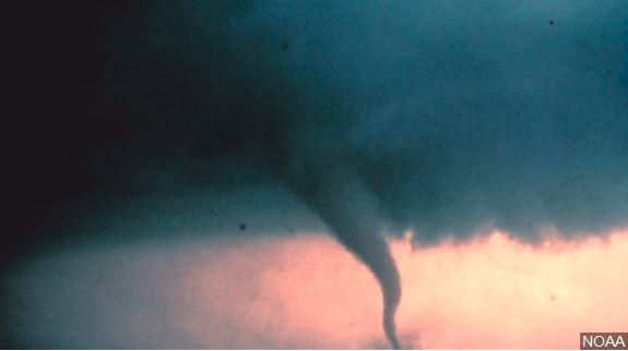 Tornadoes swirl over South Central Plains