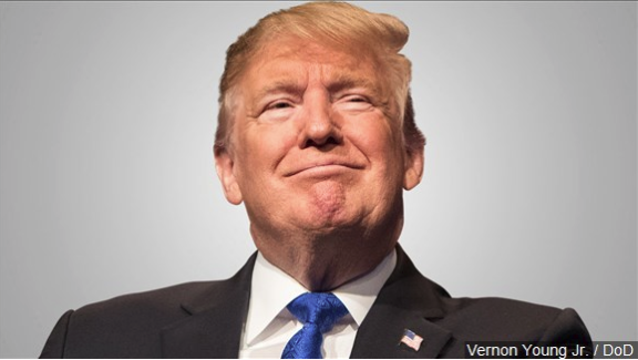 Trump to raise money for GOP in 2 Texas cities