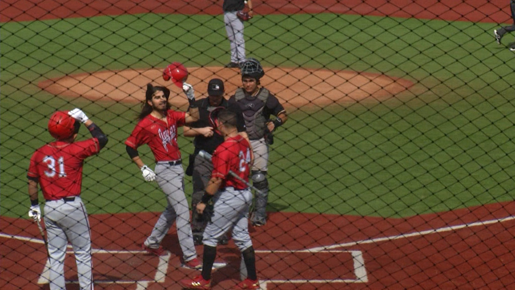 Former Astros Great At UHV Game In Victoria