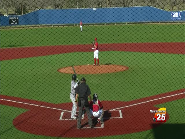 UHV beats Sterling, second game rained out