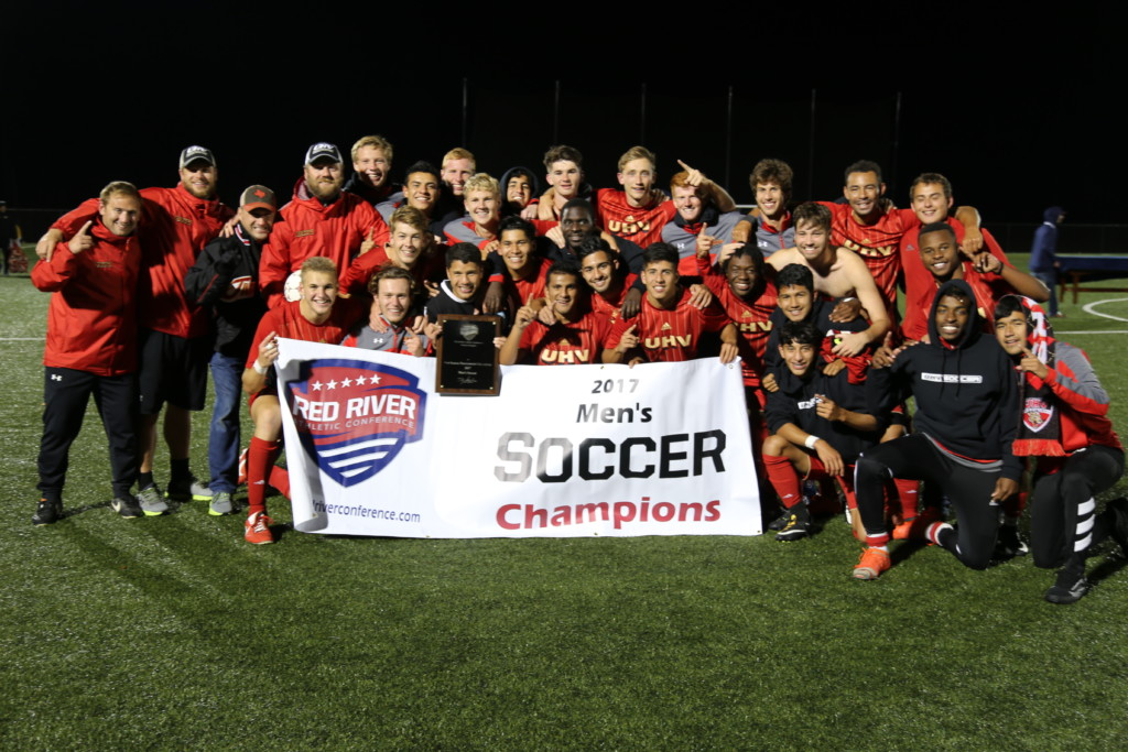 UHV Men's Soccer To Wait Extra Day For Conference Tourney