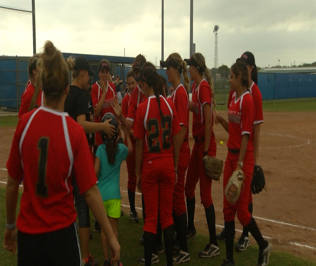 UHV Softball's Special Charity