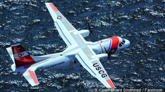 Coast Guard ends search for missing swimmer near Matagorda