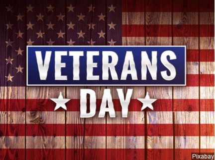 11 places veterans and active duty can eat free on Veterans Day