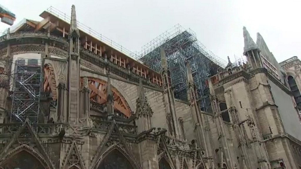 No Mass at Notre Dame for Christmas