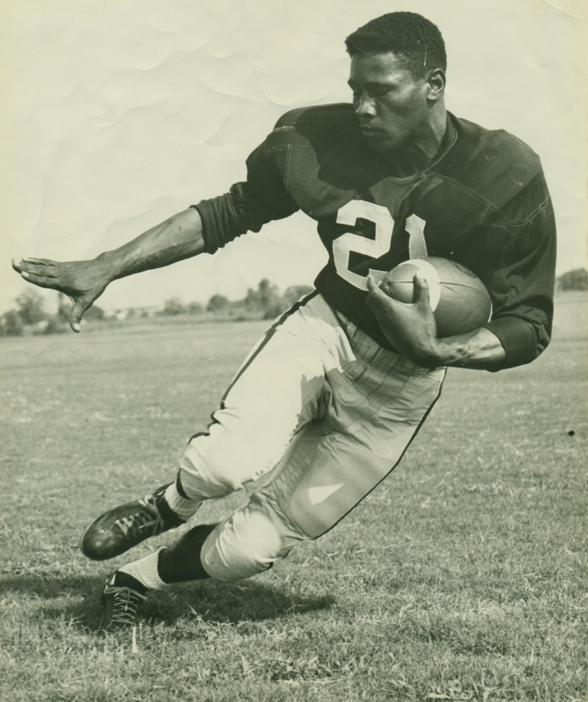Former VC football player steps onto Blinn College field 59 years after he wasn't allowed to play