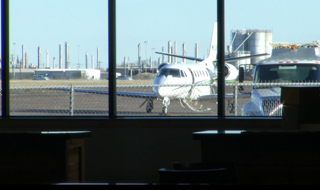 Victoria Regional Airport improving safety through new electric aircraft tug