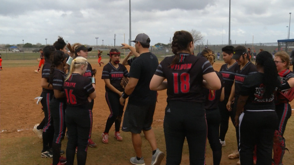 West Softball Clinches Playoff Spot 4-19