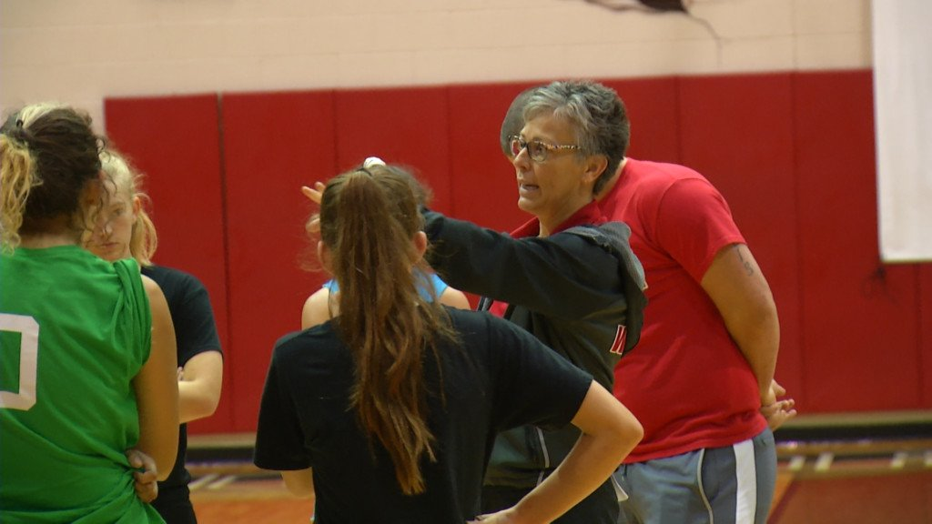 West Volleyball's Big Friday Game 9-19