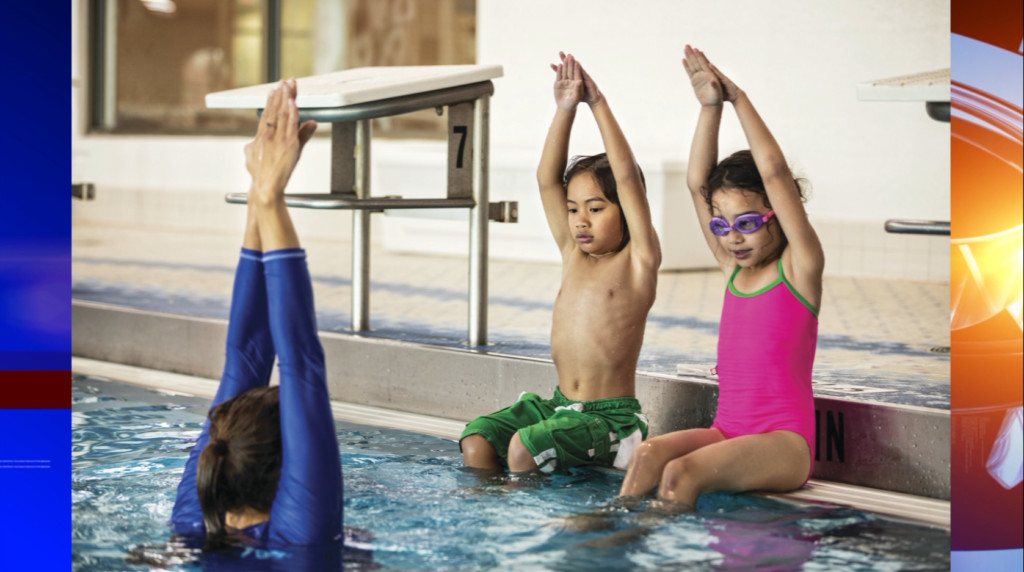 Local YMCA offering swimming classes in honor of National Water Safety month