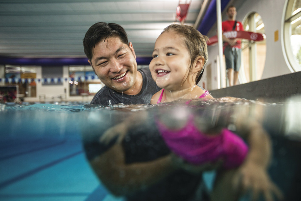 YMCA of the Golden Crescent is helping to keep your children safer around water