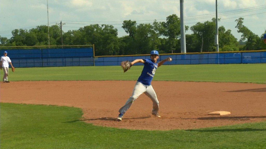 Area H.S. Baseball Players Make 3A All-State