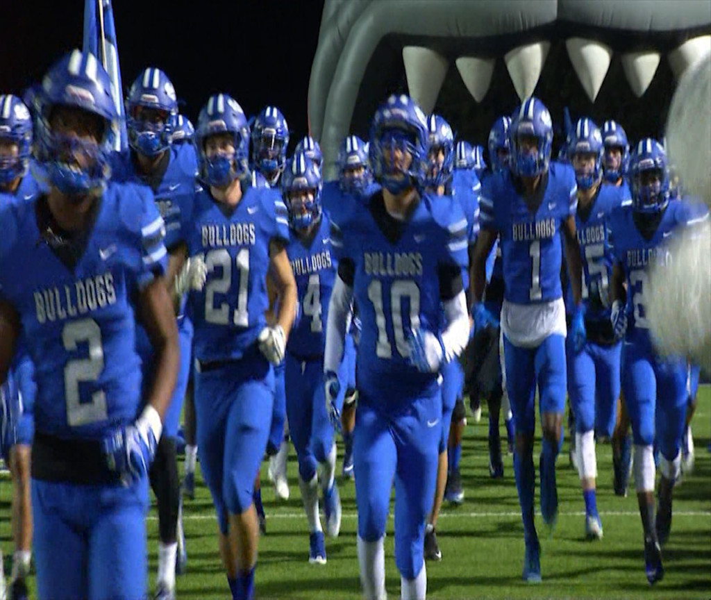Area H.S. Football Players Make All-State 3A