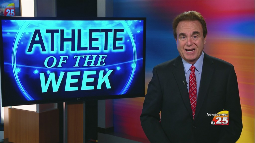 Athlete Of The Week: Kevin Rankin
