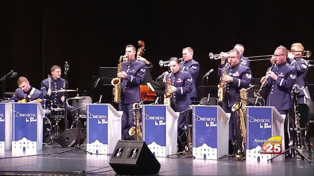 USFA'S Band of the West