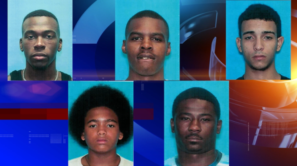 5 arrested in Yoakum for shooting