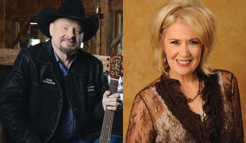 Country music legends Moe Bandy and Janie Fricke will perform Feb. 20 at Victoria College's Leo J. Welder Center for the Performing Arts.