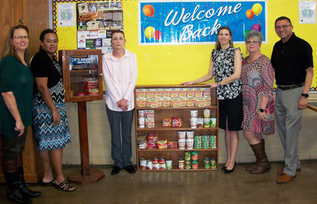 VC Gonzales Center offering necessities for students with food pantry