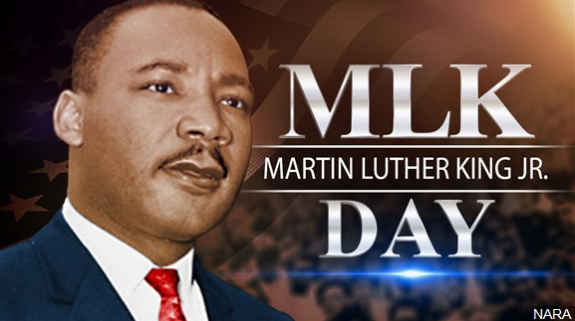 Martin Luther King, Jr. Day City Closings