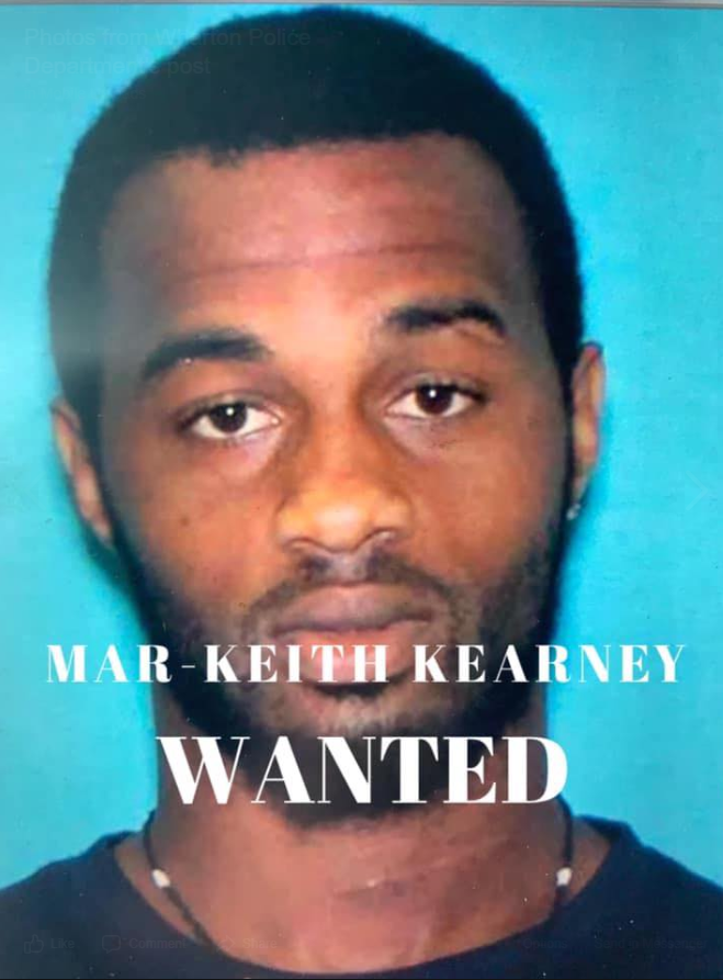 Mar-Keith Kearney mugshot