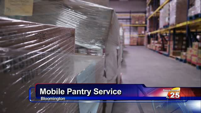 Food Bank of the Golden Crescent extends reach with mobile food pantries