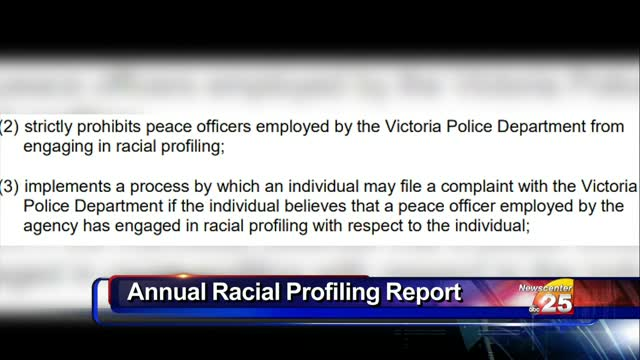 nual Racial Profiling Report by VPD