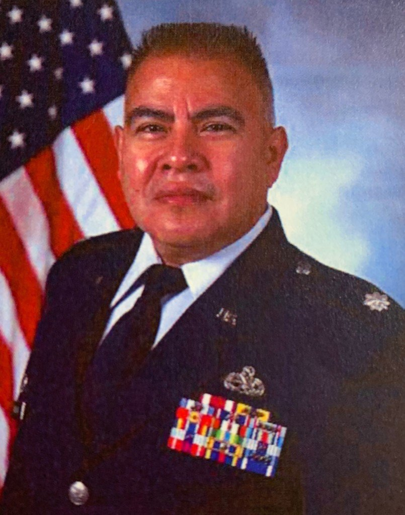Lupe Gutierrez Military Hero of the Month
