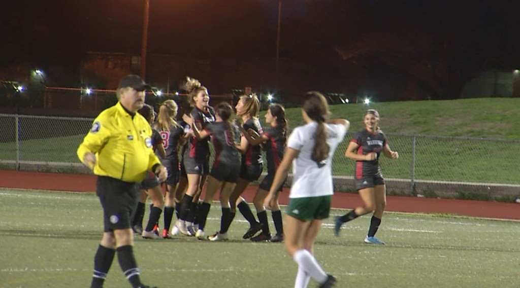 West soccer hosted district games at Memorial Friday night.