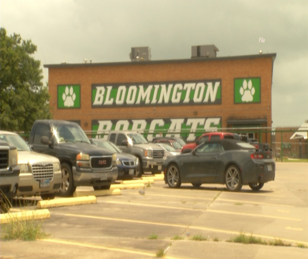 Bloomington I.S.D terminated its Chief Operating Officer