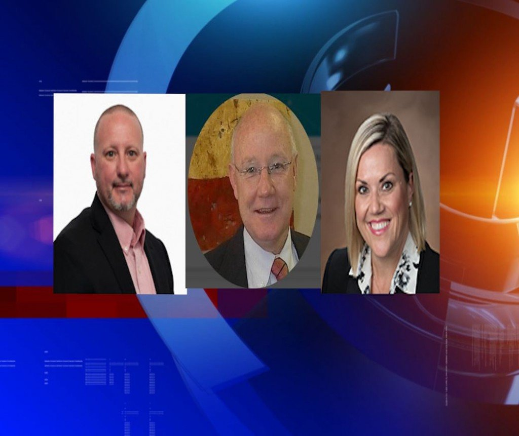 Chamber of Commerce Presidential Candidates