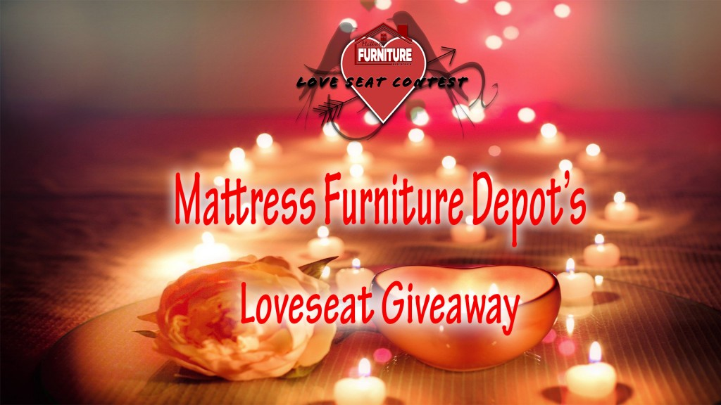 Mattress Furniture Depot Loveseat