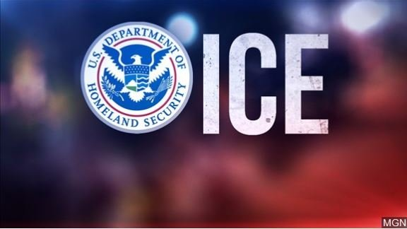 US Immigration and Customs Enforcement ICE