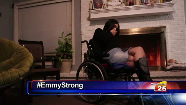 #EmmyStrong