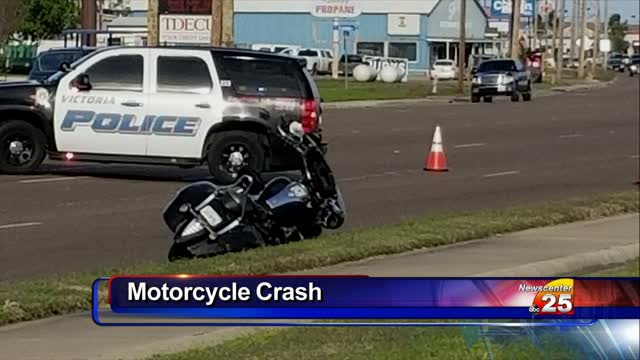 Two Transported After Motorcycle Crash Near Heb On Rio Grande Street