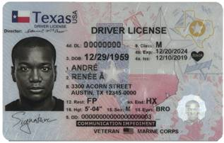 New Texas licences issued by DPS