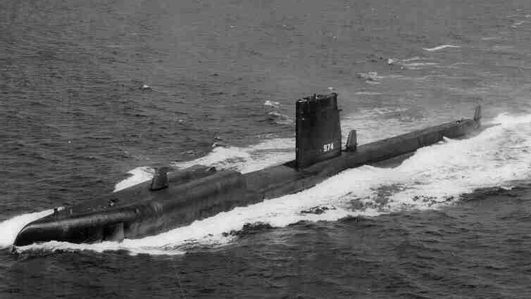 WWII submarine missing for 75 years has been found