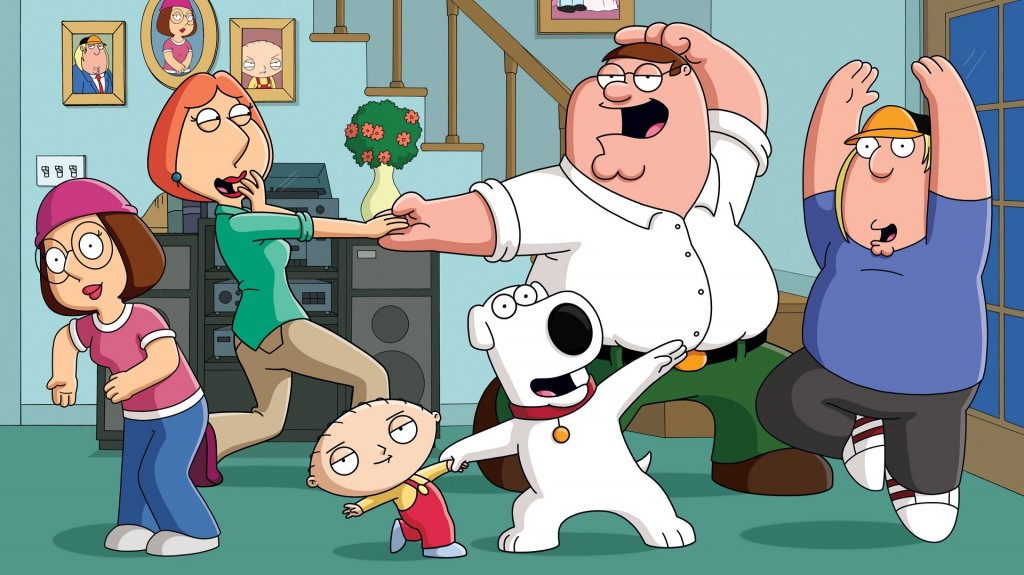 'Family Guy' phasing out gay jokes