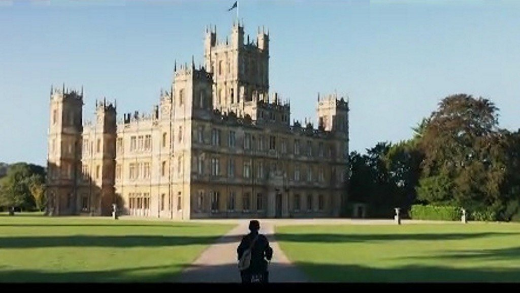 Real-life 'Downton Abbey' being listed on Airbnb