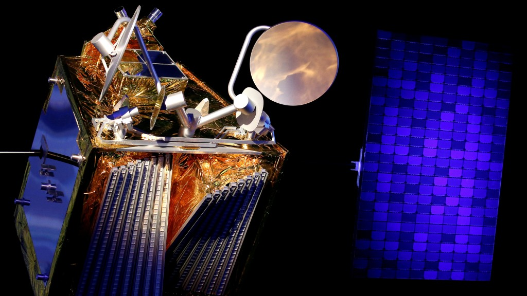OneWeb launches first batch of internet satellites