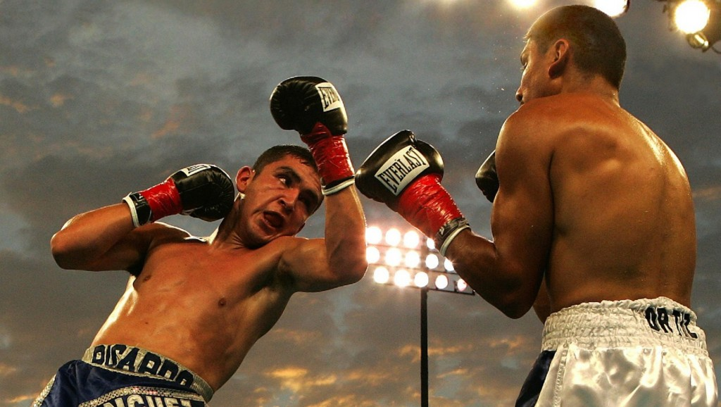 Left-handed boxers win more fights, research shows
