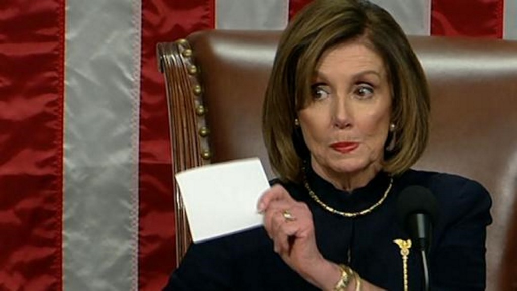 Nancy Pelosi won't commit to sending articles of impeachment to Senate