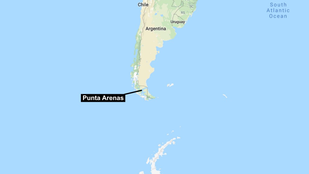 Chilean Air Force plane presumed crashed on its way to Antarctica